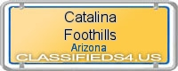 Catalina Foothills board